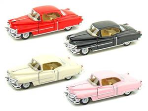 1953 Cadillac Series 62 Coupe 1/43