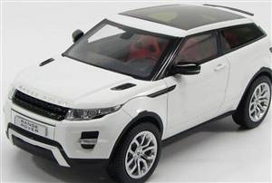 LAND ROVER - RANGE EVOQUE 2-DOOR