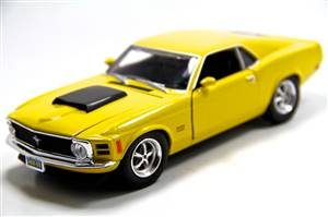 FORD - MUSTANG BOSS 429 COUPE 1970