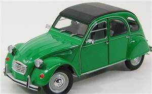 CITROEN - 2CV 4-DOOR CABRIOLET CLOSED 1976