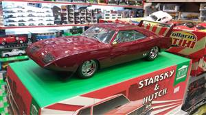Dodge Charger Daytona Fast & Furious 1969 darkred-metallic Dom Limited Edition