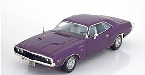 Dodge Challenger R/T 1970 purple-metallic
