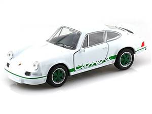 1973 Porsche 911 Carrera RS 1/38 White w/ Green