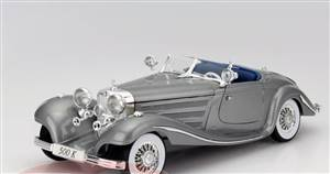 Mercedes-Benz 500 K Special Roadster Year 1934-1936
