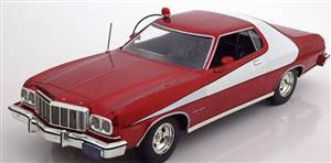 Ford Gran Torino Starsky & Hutch 1976 chrome-red/white