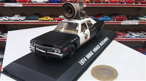 Dodge Monaco Bluesmobile from the movie Blues Brothers 1980