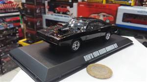 Dodge Charger R/T Fast & Furious 5 1970 black Dom