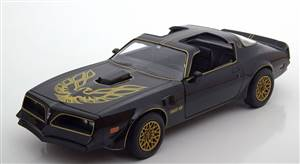 Pontiac Trans Am Smokey and the Bandit 1977 black/golden