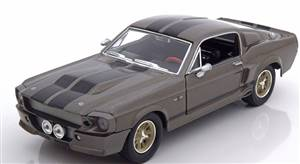Ford Mustang Shelby GT500 Eleanor Gone in 60 Seconds 1967 greymetallic/black