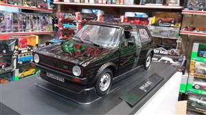 VW Golf 1 GTI 1976 black
