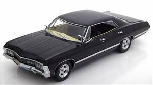 Chevrolet Impala Sport Sedan Supernatural Join the Hunt black