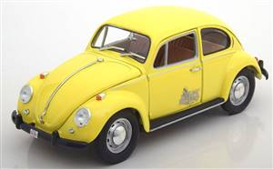 VW Käfer from the Series Once upon a time yellow Emma