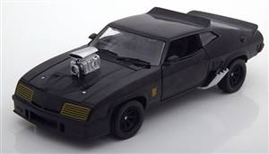 Ford Falcon XB from the movie Mad Max 1973 black