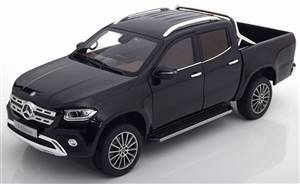 Mercedes X-Klasse BR470 Pick Up 2017 blackmetallic