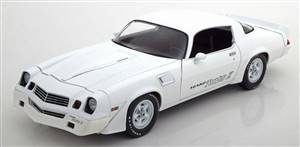Chevrolet Z28 Yenko Turbo Z 1981 white
