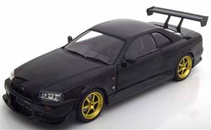 Nissan Skyline GT-R (R34) 1999 black Limited Edition 600 pcs.