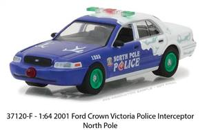 2001 Ford Crown Victoria Police Interceptor