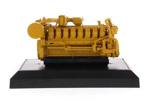 Caterpillar G3516 Gas Engine - Core Classics Series 1/25 ölçek