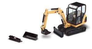 Caterpillar 302.5 Mini-Hydraulic Excavator with Work Tools 1/32
