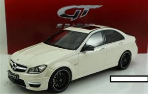 MERCEDES BENZ - C-CLASS C63 AMG SEDAN (W204)