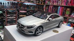 MERCEDES BENZ - S-CLASS COUPE