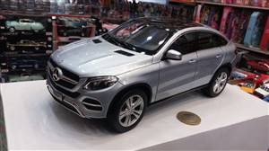MERCEDES BENZ - GLE-CLASS COUPE