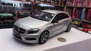MERCEDES BENZ - A-CLASS N 1 SPORT EQUIPMENT W176 4-DOOR
