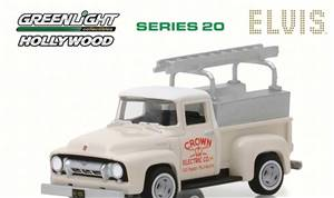 1954 Ford F-100 Pick-Up Crown Electric, Elvis Presley