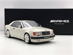 Mercedes AMG 300 CE 6.0 Wide Body white special edition of Mercedes Limited 1967 pcs