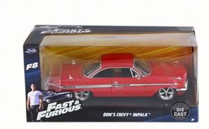 CHEVROLET - DOM'S CHEVY IMPALA 1964 - FAST & FURIOUS
