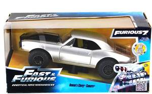 CHEVROLET - ROMAN'S CHEVY CAMARO Z/28 OFFROAD 1978 - FAST & FURIOUS 7