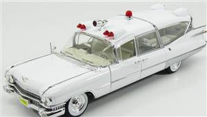 CADILLAC - SUPERIOR AMBULANCE 1959