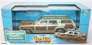 FORD USA - COUNTRY SQUIRE FAMILY WAGON T R U C K-STER 1983 - NATIONAL LAMPOON'S VACATION MOVIE