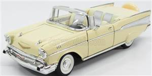CHEVROLET - BEL AIR CONVERTIBLE CABRIOLET 1957