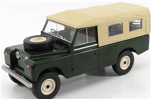 LAND ROVER - LAND 109 II SERIES PICK-UP CLOSED 1959