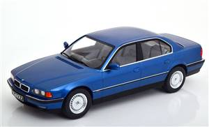 BMW 740i E38 1 Series 1994 blue-metallic Limited Edition 1000 pcs