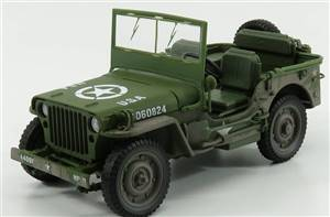JEEP - WILLYS 1/4 MB USA ARMY OPEN 1941