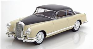 Mercedes 300 B Pininfarina 1955 creme darkbrown Limited Edition 1000 pcs