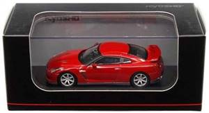 Nissan GT-R R35, red Kyosho