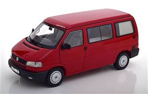 VW T4b Westfalia Camper red Limited Edition 1000 pcs