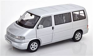 VW T4b Caravelle silver Limited Edition 1000 pcs