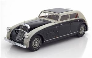 Maybach Zeppelin DS8 Streamliner Spohn grey black Limited Edition 300 pcs