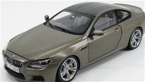 BMW - 6-SERIES M6 (F-13) COUPE