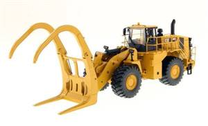 1/50 CAT 988K WHEEL LOADER WITH GRAPPLE