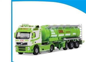oil tank truck model die cast