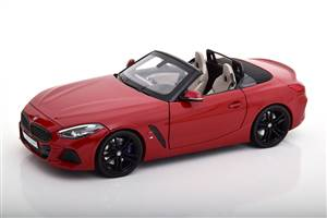 BMW Z4 (G29) Roadster 2019 red special edition of BMW