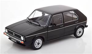 VW Golf 1 L 1983 black