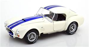 Shelby Cobra 427 S/C with removable Hardtop white blue