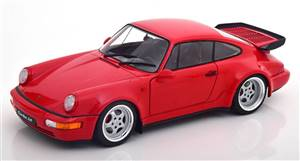 Porsche 911 (964) Turbo 3.6 1990 red