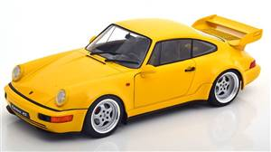 Porsche 911 (964) RS 3.8 1990 yellow